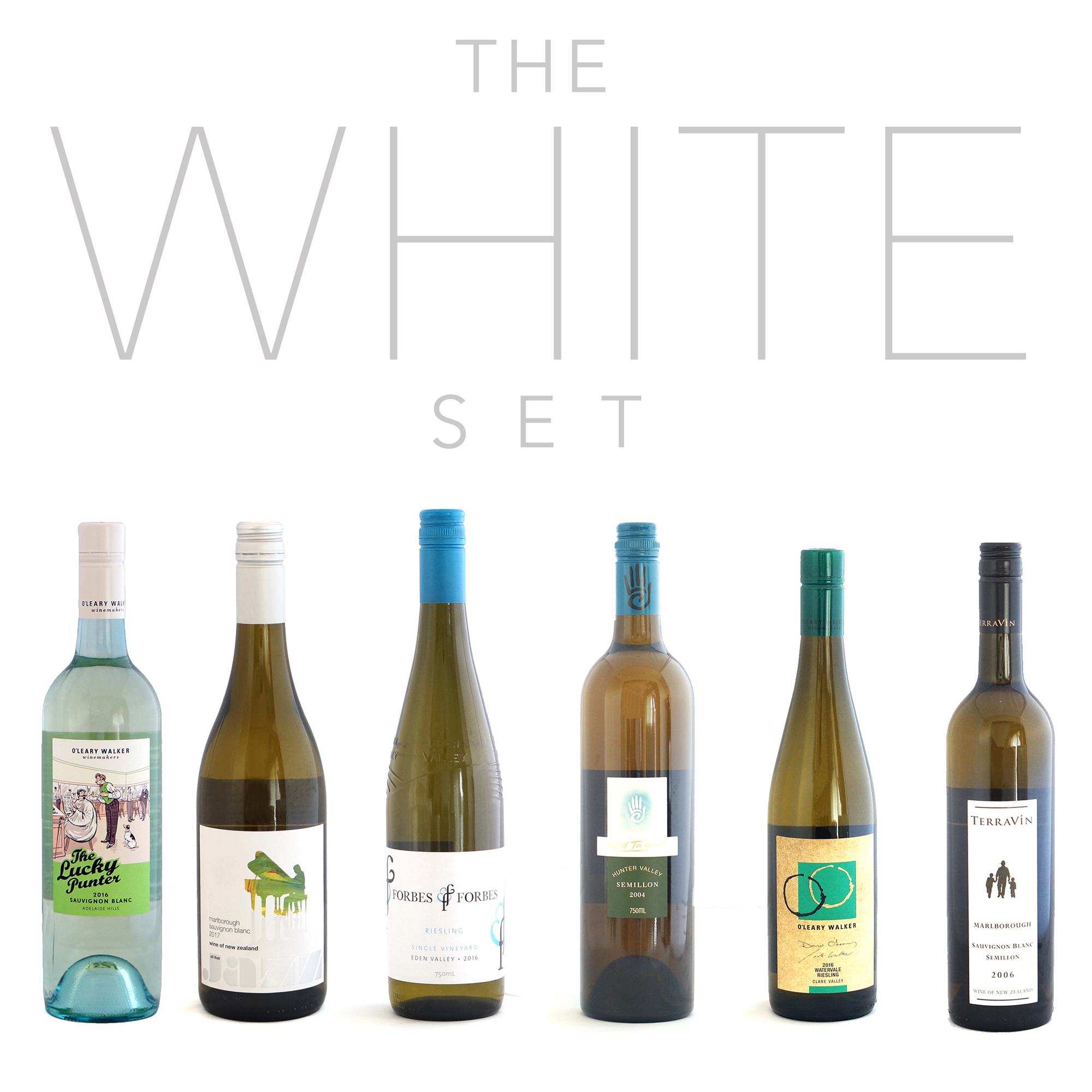 the-white-set